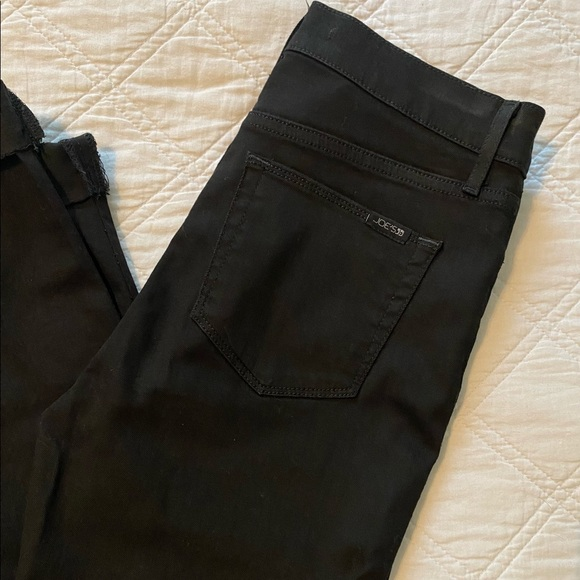New without tags Joe's black skinny jeans